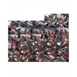 EL Giorgia & Paola adorazione dei piedi